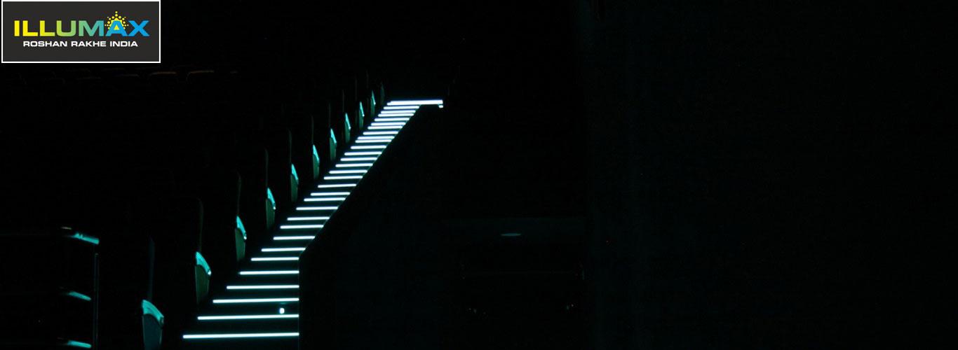 Step Lights With Full Glow Illumax Roshan Rakhe India